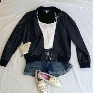 Halston Bomber Jacket